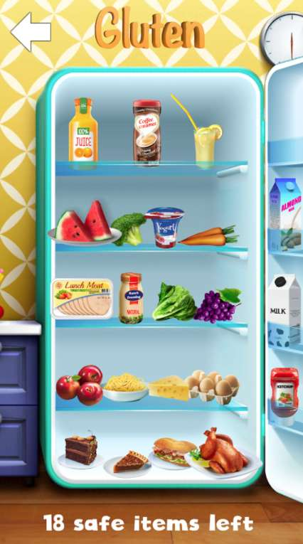 Dietary Gaming Apps - Allergy Reality Informs Consumers on Foods to Eat and Avoid