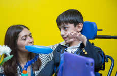 Assistive Technology Conferences - Dubai's Al Noor Assistive TechX Event Centers Around Inclusivity