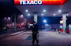 Moody Gas Station Editorials