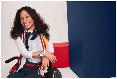 Designer Disability Collections - Tommy Hilfiger Expanded Its Range of Clothing for Disabled People