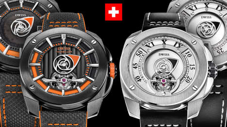 Affordable Swiss-Made Timepieces - DWISS Launched a Series of Award-Winning Limited Edition Watches