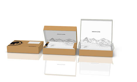 "Alpine eCommerce Packaging - Mammut's eCommerce Box Delivers an ""Emotional Unboxing Experience"""