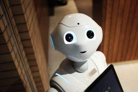 Emotion-Detecting Bank Robots