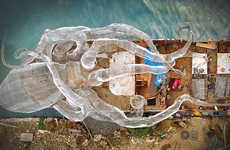 Sunken Ship Art Installations - The BVI Art Reef Project Promotes Ocean Life and Exploration