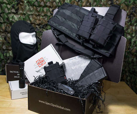 Tactical Gear Subscription Services