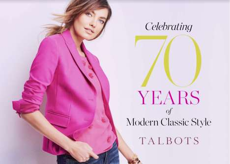 Commemorative Womenswear Lines