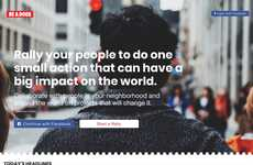 Rallying Social Impact Networks - Be A Doer Helps Passionate People Discover Causes and Take Action