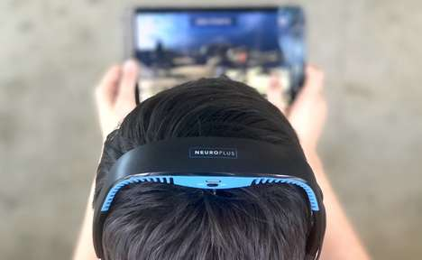 Focus-Enhancing Headsets - The 'NeuroPlus' Headset Improves Focus by Tracking Mental Activity