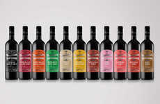 At-Home Bartender Syrups - Crawley's Drink Syrups Turn the Average Consumer into a Mixologist