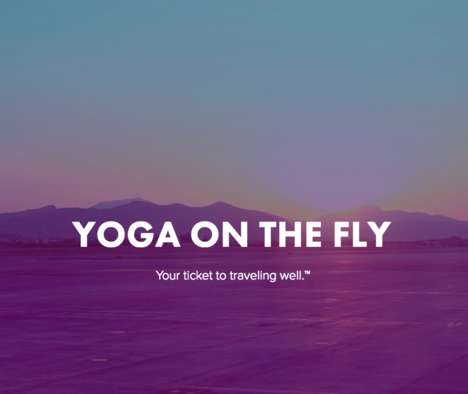 "In-Airport Yoga Studios - 'Yoga on the Fly' Provides Private ""Mini-Studios"" and Meditations at DEN"