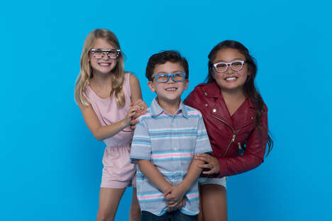 Customizable Children's Eyewear