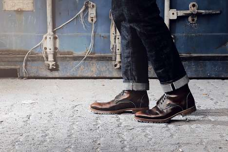 Affordable Handcrafted Footwear - Heimdall Footwear Creates Premium Boots at an Accessible Price