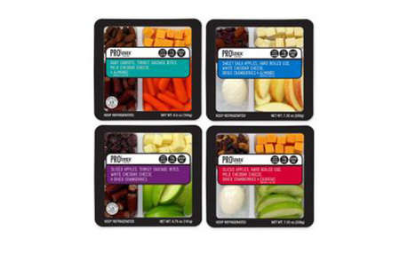 Complete Protein Packaged Meals