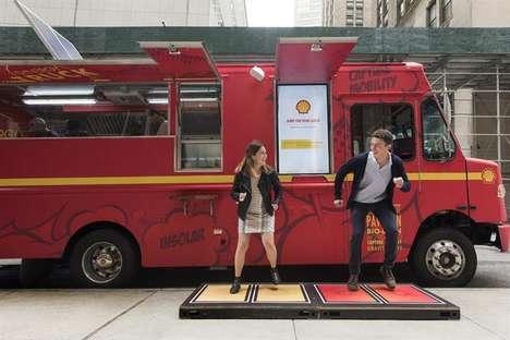 Kinetic Lunch Trucks