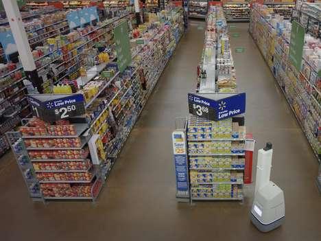Error-Spotting Store Robots