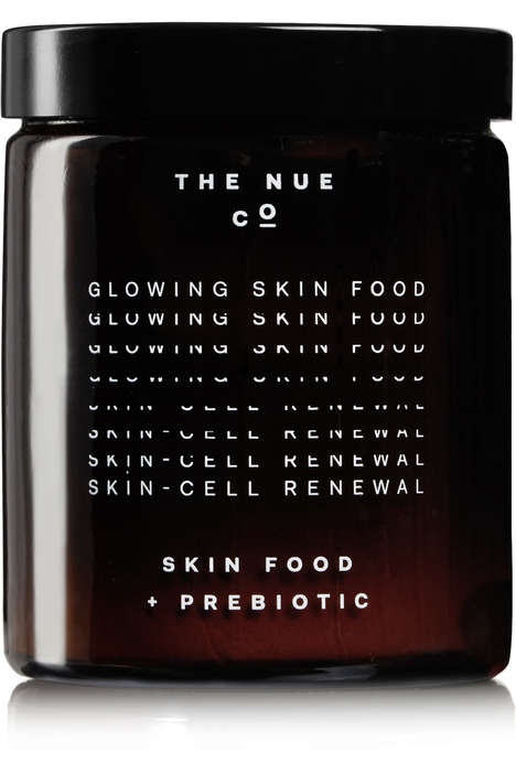 "Prebiotic Skincare Supplements - The Nue Co.'s ""Skin Food"" Settles the Digestive System and More"
