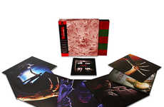 Horrifying Vinyl Box Sets - The 'Box Of Souls' LP Box Set Has Music from A Nightmare on Elm Street