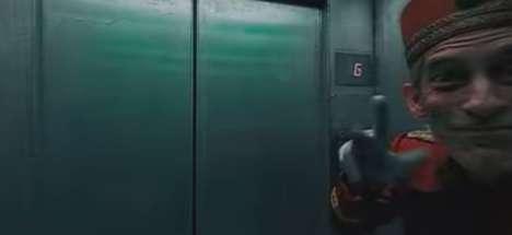 Haunting VR Elevators