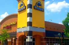 Dine-In Gaming Loyalty Programs - Buffalo Wild Wings' Blazin' Ties Wild Wings and Call of Duty Fans
