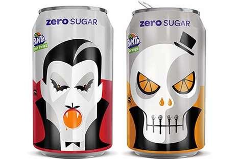 Social Media Soda Cans