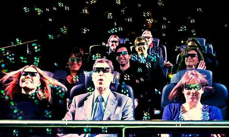Immersive 4D Cinemas