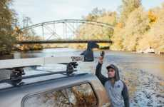 Fly Fishing Car Tops