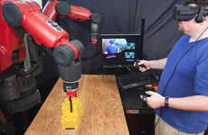 Robot-Controlling VR Systems - MIT's CSAIL Researchers Developed a System for Teleoperated Robots