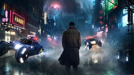 Blade Runner 2049: Memory Lab is a Free VR Experience