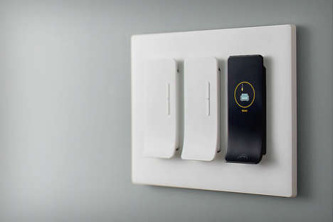 Ambient Smart Lighting Systems - The 'Noon' Lighting System Controls All of Your Illuminators
