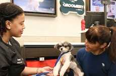Full-Service Pet Salons