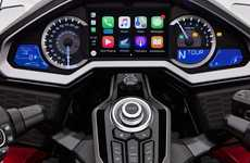 Motorcycle Infotainment Systems
