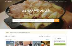 Japanese Restaurant-Rating Platforms - 'Tabelog' is Lauded as the Most Reliable Dining App in Japan