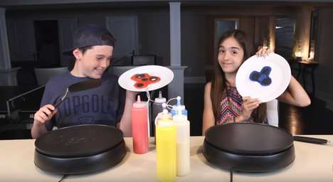 Pancake Art Games