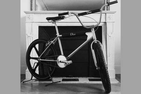 Designer Fashion BMX Bicycles