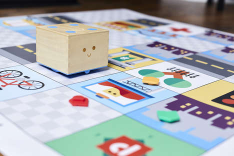 Preschool Coding Game Pop-Ups - Primo Toys' Pop-Up is Teaching Preschoolers About Coding