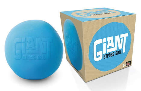 Modern Oversized Stress Balls