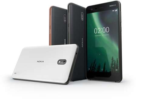 Impressive Entry Level Smartphones - The Nokia 2 Boasts Solid Specs and a Low Price Point