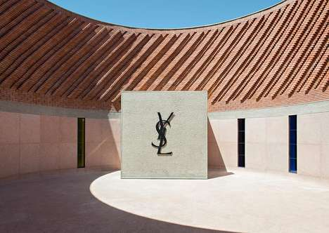Permanent Designer Museums - The Musée Yves Saint Laurent is Opening in Marrakech