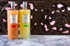 Fruity Sake Beverages - Haikara Sake Aims to Make the Traditional Drink Appealing to Americans