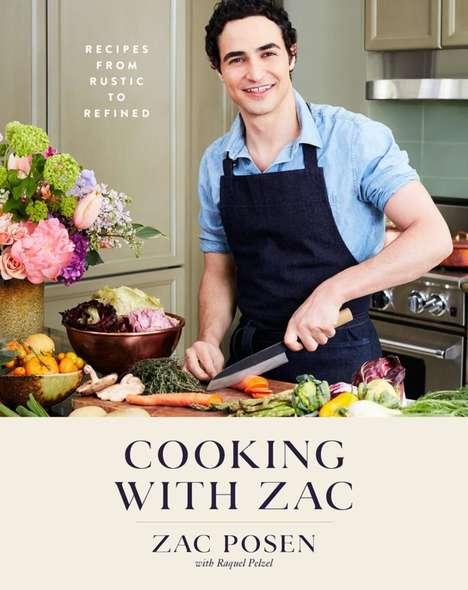 Fashion Designer Cookbooks