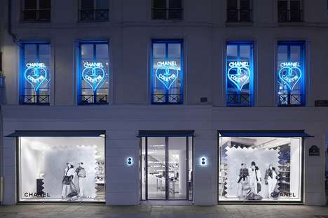 Collaborative Designer Pop-ups - The Chanel X colette Pop-Up is Opening Its Doors in Paris