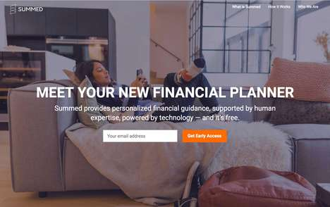 Cost-Free Finance Planners - The 'Summed' Virtual Financial Planner Offers Personalized Guidance