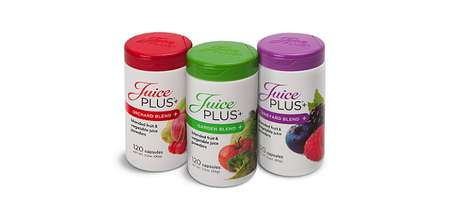 Full-Spectrum Omega Supplements - The Juice Plus+ Omega Blend Supplement Provides Balanced Nutrition
