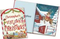 Personalized Christmas Storybooks - I See Me!'s 'My Very Own Christmas' Can Be Customized for Kids