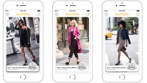 Dating App Fashion Ads