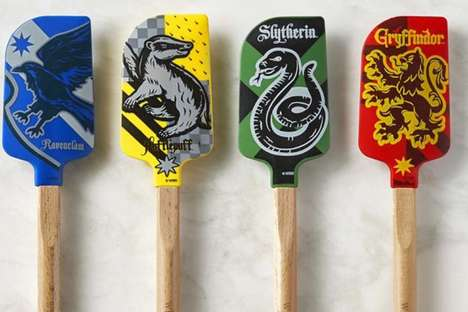 Wizard-Inspired Cooking Lines