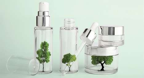 Sustainable Cosmetics Containers - Refesa's Beauty Packaging is Completely Recyclable