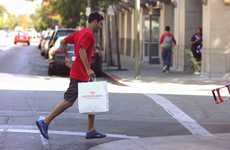 Delivery-Only Restaurant Blocks - DoorDash Kitchens Opened a 2,000-Square-Foot-Space in California