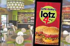 In-App Restaurant Games - Schlotzsky's Restaurant Has Added Two Games to Its App