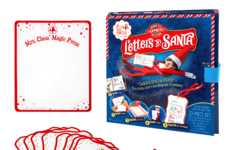 Magical Letter-Writing Sets - The Elf on the Shelf's 'Letters to Santa' Kit Creates Keepsakes